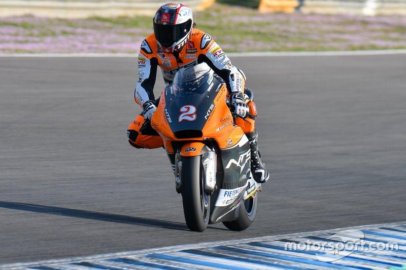 #2 Jesko Raffin, NTS RW Racing GP