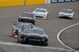 J.J. Yeley, Means Motorsports, Chevrolet Camaro and Jeremy Clements, Jeremy Clements Racing, Chevrolet Camaro Repairables.com
