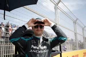 Mitch Evans, Jaguar Racing, Jaguar I-Type 4
