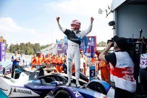 Le vainqueur Maximilian Günther, BMW I Andretti Motorsports, BMW iFE.20