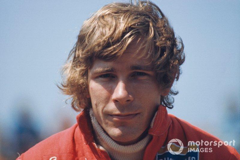 Zandvoort 1974: James Hunt