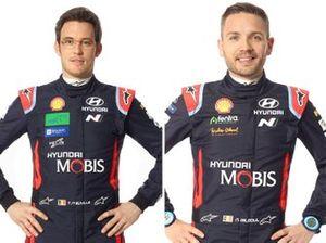 Тьерри Невилль, Николя Жильсуль, Hyundai Motorsport