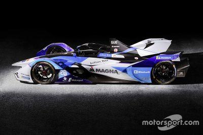 Объявление BMW i Andretti Motorsport