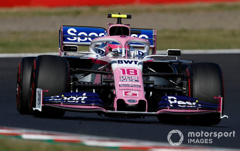 Lance Stroll, Racing Point: 6 puan