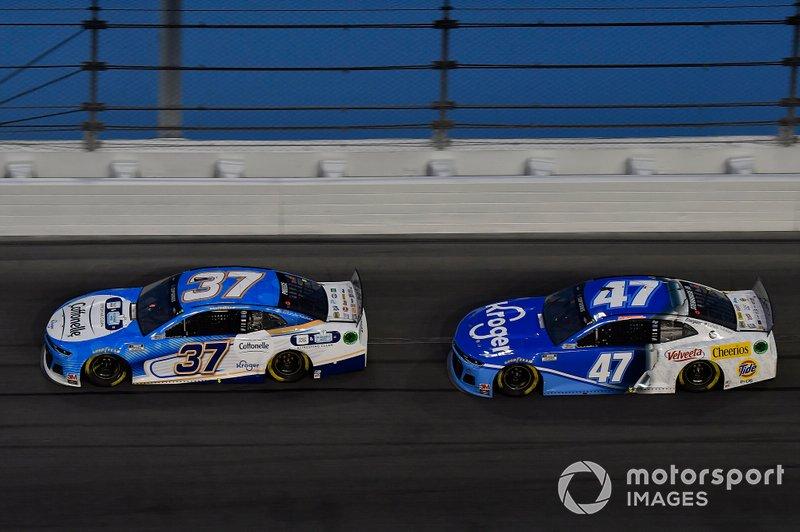 JTG Daugherty Racing (Chevrolet)