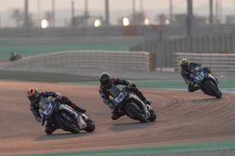 Michael van der Mark, Pata Yamaha, Loris Baz, Ten Kate Racing Yamaha, Sandro Cortese, GRT Yamaha WorldSBK