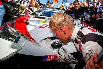 Wereldkampioen Ott Tänak, Toyota Gazoo Racing WRT Toyota Yaris WRC