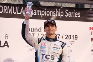 Third in the championship: Alex Palou, Nakajima Racing