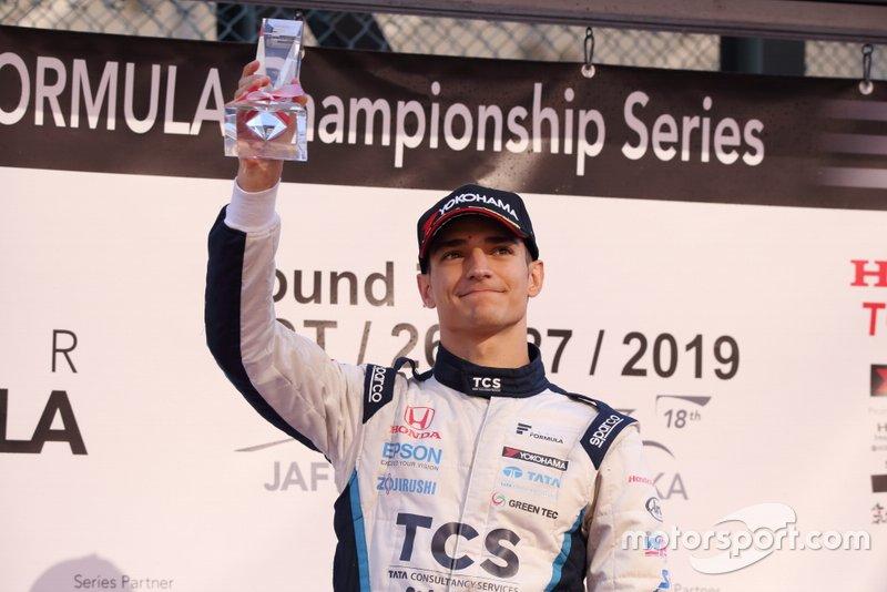 Alex Palou(TCS NAKAJIMA RACING)