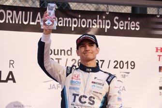 Third in the championship: Alex Palou, Nakajima Racing
