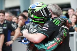 Third place Franco Morbidelli, Petronas Yamaha SRT