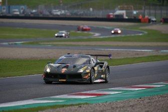 #365 Ferrari 488 Challenge, Ferrari of Quebec: Gianni Grilli