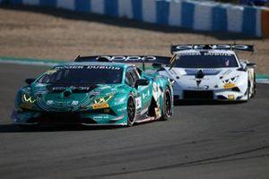 #238 Huracan Super Trofeo Evo, Hojust Racing: Afiq Ikhwan Yazid, Toshiyuki Ochiai