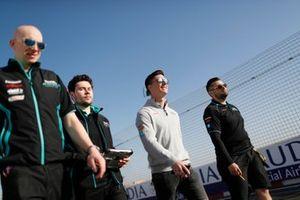 James Calado, Jaguar Racing sul tracciato