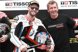 Tom Sykes, BMW Motorrad WorldSBK Team, Troy Bayliss