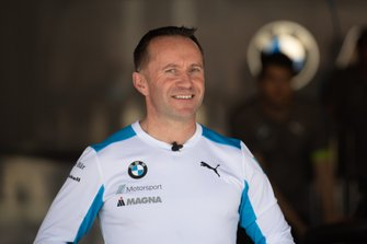 Roger Griffiths, teambaas BMW i Andretti Motorsport