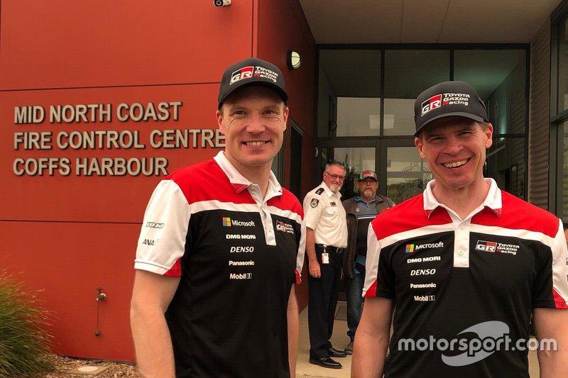 Jari-Matti Latvala, Miikka Anttila, Toyota Gazoo Racing WRT