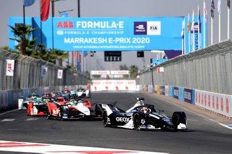 Nico Müller, Dragon Racing, Penske EV-4 Felipe Massa, Venturi, EQ Silver Arrow 01, Daniel Abt, Audi Sport ABT Schaeffler, Audi e-tron FE06