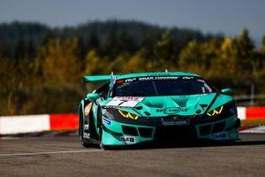 #7 Konrad Motorsport Lamborghini GT3 Evo: Axcil Jefferies, Jordan Pepper