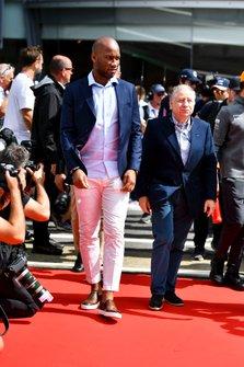 Voetballer Didier Drogba