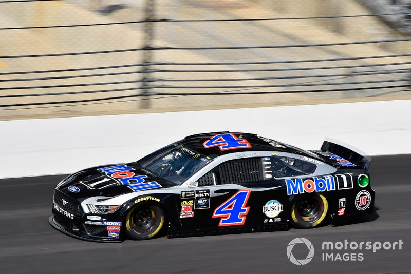 1. Kevin Harvick, Stewart-Haas Racing, Ford Mustang