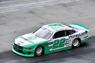 Austin Cindric, Team Penske, Ford Mustang MoneyLion