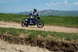 Franco Caimi, Yamalube Yamaha Rally Team, Yamaha WR450F Rally