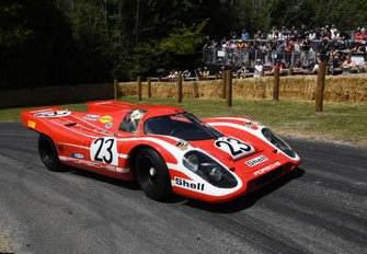 Porsche 917 Richard Attwood