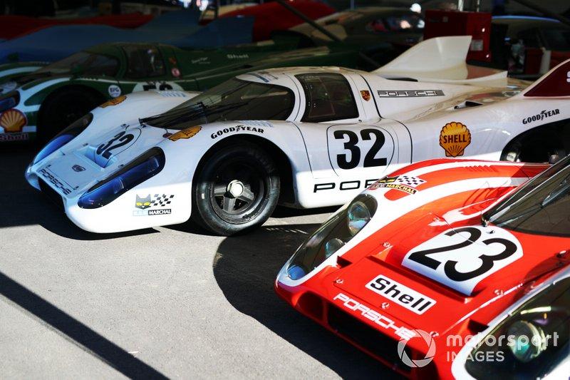 Porsche 917 en el Goodwood Festival of Speed