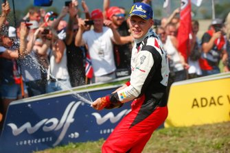 Ganador Ott Tänak, Toyota Gazoo Racing