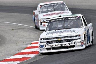Jason White, Reaume Brothers Racing, Chevrolet Silverado Corcoran Excavating LTD