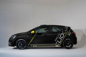 Renault Clio Rally 2020
