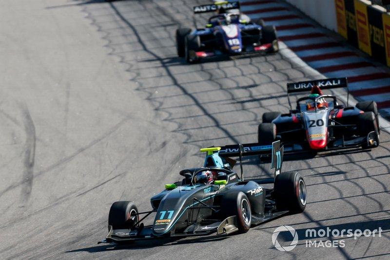 Jake Hughes, HWA RACELAB and Leonardo Pulcini, Hitech Grand Prix