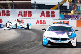 BMW i8 Safety car Alexander Sims, BMW I Andretti Motorsports, BMW iFE.18