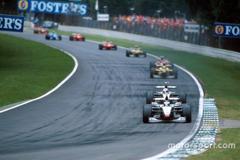 1998 Mika Hakkinen, McLaren