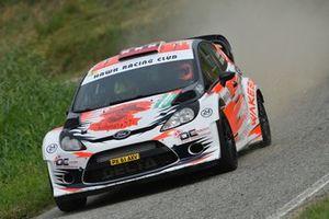 Lorenzo Della Casa, Domenico Pozzi, Ford Fiesta WRC, Hawk Racing Club