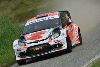 Lorenzo Della Casa, Domenico Pozzi, Ford Fiesta WRC, Hawk Racing Club
