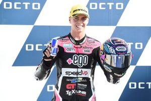 Ganador de la pole Fabio Di Giannantonio, Speed Up Racing