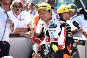 Pole position pour Tatsuki Suzuki, SIC58 Squadra Corse
