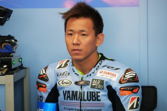 中須賀克行(YAMAHA FACTORY RACING)