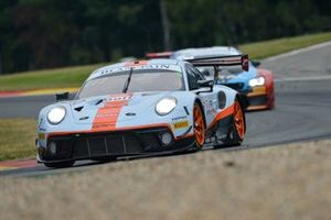 #20 GPX Racing Porsche 911 GT3 R: Kevin Estre, Michael Christensen, Richard Lietz