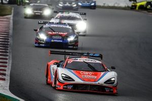 Fran Rueda, Andres Saravia, McLaren 720S