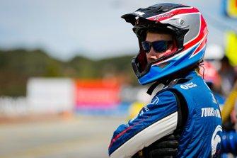 Graham Rahal, Rahal Letterman Lanigan Racing Honda, pit crew