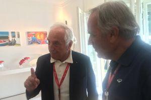 Bombassei, titolare Brembo e Giorgio Piola in Casa Brembo