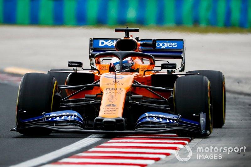 8: Carlos Sainz Jr., McLaren, 1min15s852