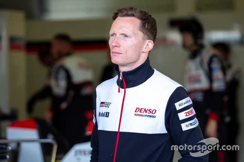 #9 Mike Conway, FIA WEC