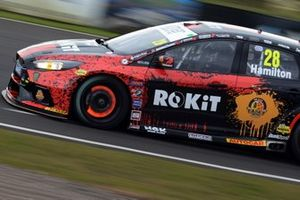 Nic Hamilton, Motorbase Performance Ford Focus