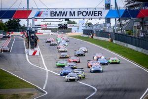 Start der Blancpain Sprint Series 2019 auf dem Nürburgring
