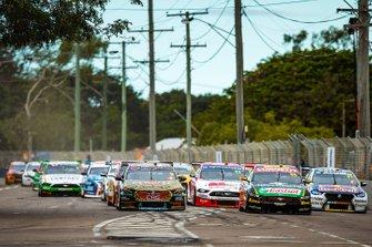 Start der Supercars 2019 in Townsville