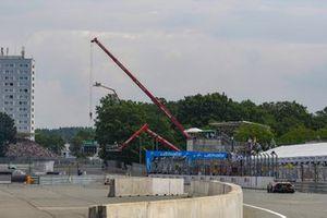 Checkered flag, Bruno Spengler, BMW Team RMG, BMW M4 DTM